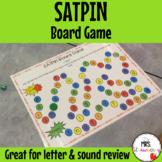 SATPIN Board Game