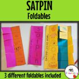 SATPIN Foldable Flip Books