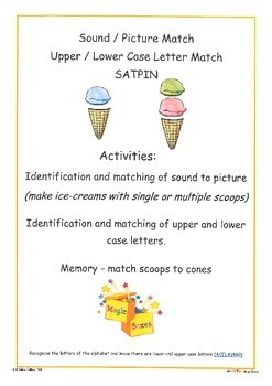 SATPIN Ice-Creams
