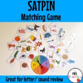 SATPIN Matching Game