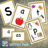 SATPIN Pack - Letters & Sounds Phase 2