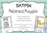 SATPIN Polaroid Puzzles