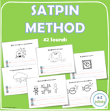 SATPIN READING AND WRITING 42 sounds