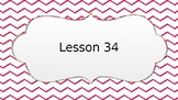 SAXON PHONICS GRADE 2 LESSONS 30-39