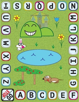 SAY IT! Alphabet Game 1