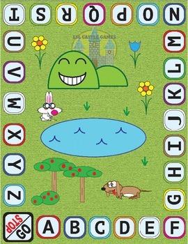 SAY IT! Alphabet Game 1
