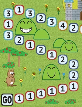 SAY IT! Numbers Game 2: 1-10