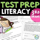 Reading and Writing Test Prep 3rd Grade ~ ELA Practice
