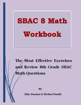 SBAC 8 Math Workbook