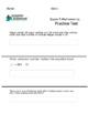 SBAC CAASPP ELA and Math Practice Tests, Grade 3