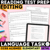 SBAC ELA Language Tasks - Editing & Revising Grades 3-5