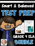 SBAC and PARCC ELA 4th Grade BUNDLE
