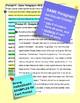 "SBAC ELA Test Prep BUNDLE ~ PROMPTS TO PARAGRAPHS ~ 32 Articles ~ ""THE READER"""