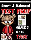 SBAC Math Test Prep 5th Grade