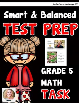 SBAC Math Test Prep 5th Grade