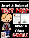 SBAC and PARCC Science 5th Grade BUNDLE