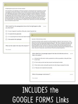 SBAC Inference Task Cards Grades 3-5