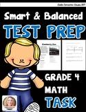 SBAC Math Test Prep 4th Grade