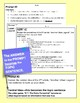 """SBAC Online READING & WRITING Test Prep & Guide  ~ 1 Article ~ """"Dragonflies"""""""