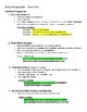 """SBAC ONLINE READING & WRITING Test Prep ~ 1 Article ~ """"MAGNIFICENT MARY FIELD"""