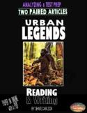 "Articles: 2 PDF & ONLINE Texts about ""Urban Legends"" - DIS"
