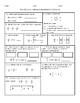 SBAC PREP: 4th Grade Progress Monitors for Fractions and Decimals