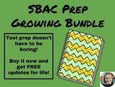 SBAC Prep GROWING Bundle