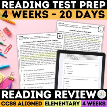 SBAC Reading Review Grades 3-5