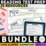 SBAC Test Bundles #1-3 Grades 3-5