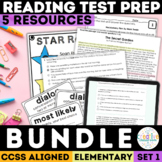 SBAC Test Prep Bundle Grades 3-5