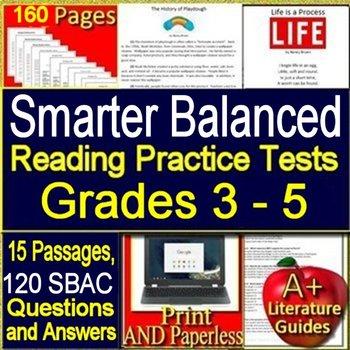 5th Grade Smarter Balance Worksheets & Teaching Resources | TpT