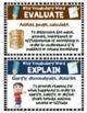SBAC Test Prep Vocabulary Cards