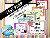 SBACC PARCC STARR posters and class decor- TEST PREP  Growth Mindset