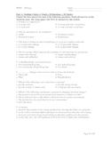 SBI4U - Grade 12 Biology Final Exam Review (Exam Sample)