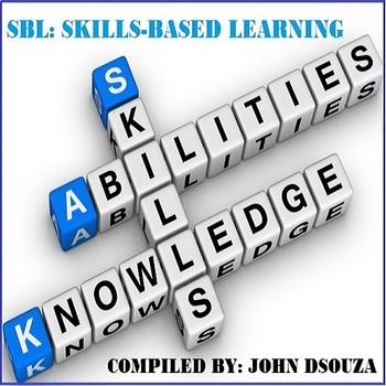 SBL: SKILLS/STUDIO-BASED LEARNING