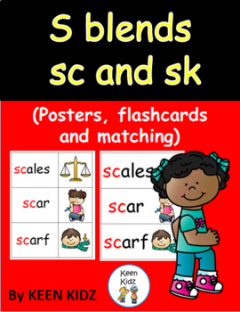 S BLENDS - SC AND SK