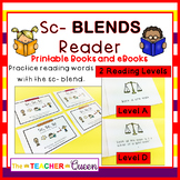 SC- Blend Readers Levels A and D (Printable Books and eBooks)
