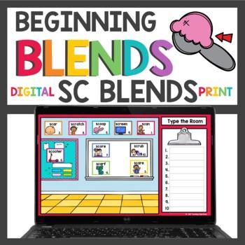 SC Blends Work Working Activities