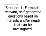 SC College-and Career-Ready Standards for ELA 2015 – 4th Grade