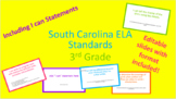 "SC ELA Standards and ""I can"" Statements"