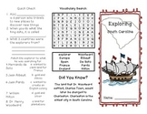 South Carolina Explorers Brochure