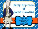 SC Explorers Unit: PowerPoint, lesson plans, graphic organ