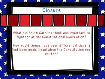 SC Government Unit: PowerPoint, lesson plans, activity sheets, and test