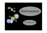 SC Grade 4 Astronomy Slides
