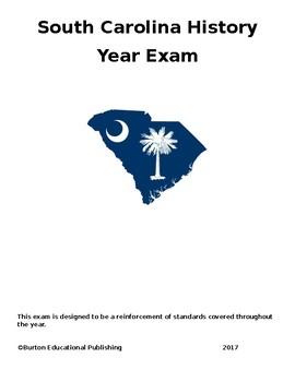 SC History Exam/Benchmark