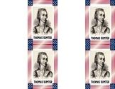 SC Key Leaders of the American Revolution {SC Social Studi