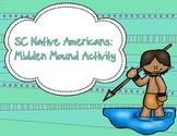 SC Native Americans Yemassee Midden Mound Activity