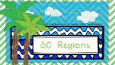 SC Regions Unit: Powerpoint, plans, exit slips, homework,