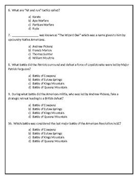 SC Social Studies 3-3.3