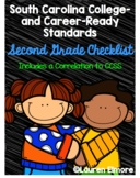 SC Standards Mastery Checklist and CCSS Correlation for Se